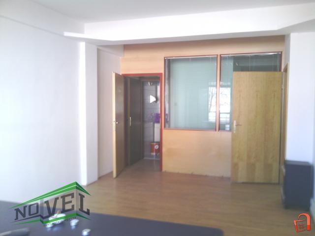 Se izdava prazen stan za kancelarii vo Centar   Skopje