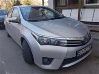 Toyota Corolla kupena i servisirana vo Toyota