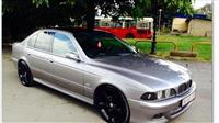 BMW 528i m-paket -98