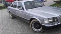 Mercedes S 126 -82 Zamena