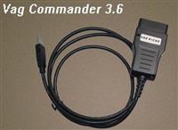 Avtodijagnostika VAG K+CAN Commander 3.6