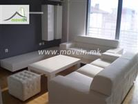Excellent apartment for rent 83m2 in Debar Maalo