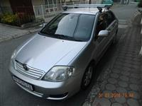 Toyota Corolla -06 SOL benzin/plin TOP