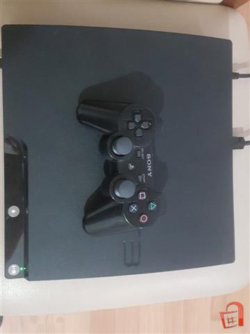 Sony PS3 slim cipuvano multiman