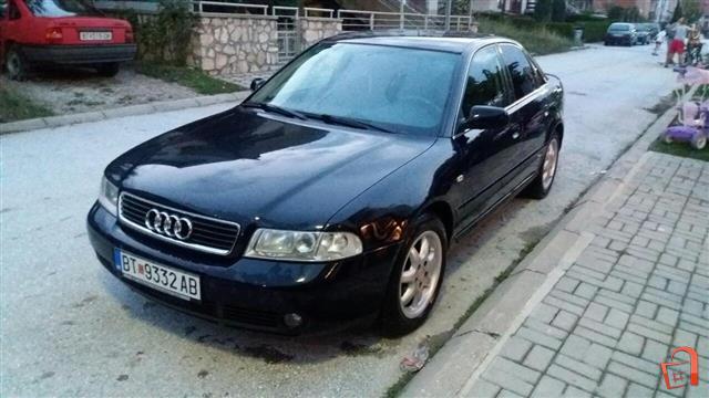 Pazar3.mk - Ad Audi A4 S-line redizajn 25 -00 For sale, Bitola ...