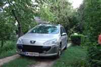 Peugeot 307 1,6 HDI -08 Facelift