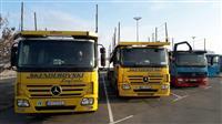 Megjunaroden transport na vozila vo cela Evropa