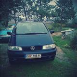 VW Sharan  ili se menuva