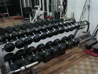 Profi fitness oprema