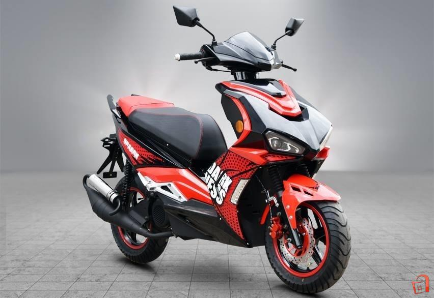 Pazar3.mk - Ad NOV MODEL ITALJET DRAGON 50cc VO GSG For sale, Negotino, VEHICLES, Motorcycles ...