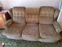 тросед,две фотелји