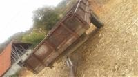 Traktor prikolka