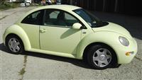 VW NEW BEETLE BUBA