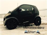 Mercedes Smart ForTwo pali vozi servisiran reg jul