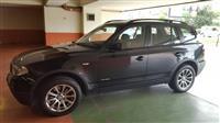 BMW X3 2.0D XDRIVE BESPREKORNA SOSTOJBA