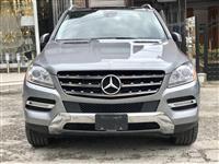 Mercedes-Benz ML 350 Bluetec panorama keyless -12