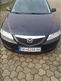 Mazda 6 2.0d -03 registrirana do 12 15