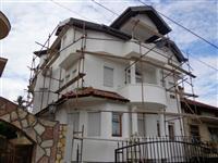 Stiropor termo izolacioni fasadi so VRVEN KVALITET