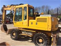 Wheeled Excavators LIEBHERR A900B