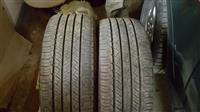 Michelin 2 gumi 235/55R17 M+S vo dobra sostojba