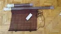 Roletni od bambus