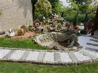 Hortikulturno ureduvanje na dvorovi i odrzuvanje