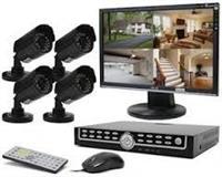 Kameri alarm video nadzor