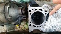 BMW 535  E60 motor vo delovi