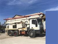Pomp betoni  impiant betoni  kamion  mixer