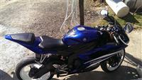 Super motor Yamaha so 16000 km