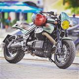 Moto Guzzi Griso 8V 1200 Tenni Limited Edition