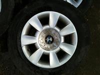 Aluminiumski bandazi i gumi za BMW