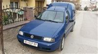 VW Caddy 1.9 TDI ABT Termoking