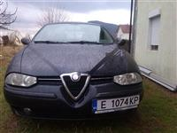Alfa Romeo 156 1.9 jtd -01 zamena za kombe