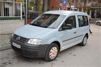 VW CADDY -09  1.9 TDI NEUVEZENO