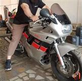 Motor suzuki 750F