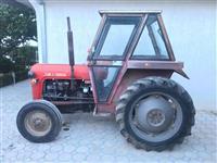 Traktor so mehanizacija