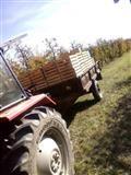 Kiper prikolica za traktor