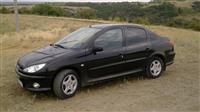 Peugeot 206 Sedan vo odlicna sostojba