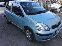 Toyota Yaris 1.4 dizel
