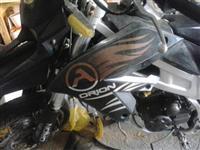 Motorcikli ORION i KIMCO