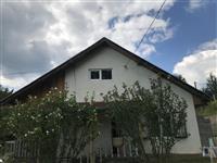 Vila od 80m2 na Ratovsko Ezero Berovo