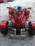 Honda ATV 250cc SPY RACING