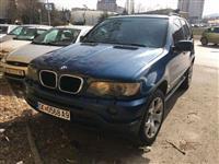 BMW X5 Dzip Se prodava moze i zamena