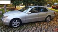 Mercedes E 200 CDI model Elegance