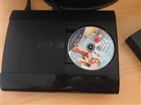 PlayStation 3 500GB Slim POTPOLNO NOV + GTA V
