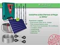 Solarna Elektricna Ograda
