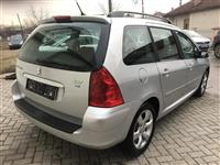 Peugeot 307 2.0 hdi  100 kw staklo