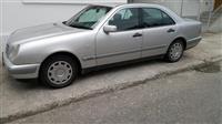 Mercedes E 200 plin