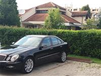 Mercedes-Benz E 320cdi r evo 4 matik